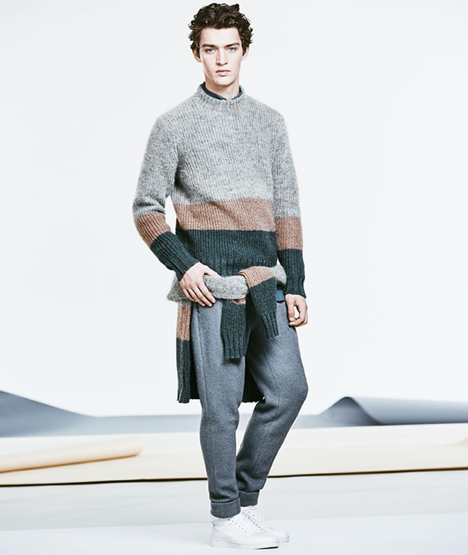 H&M menswear lookbooks