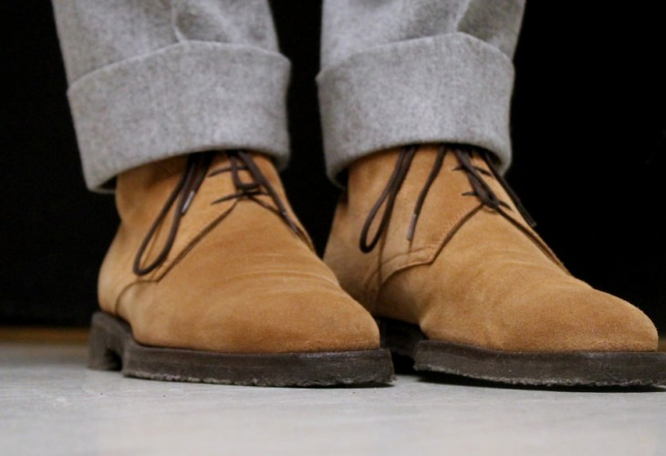 Collocation of Men's Chukka Boots - Men Fashion Hub