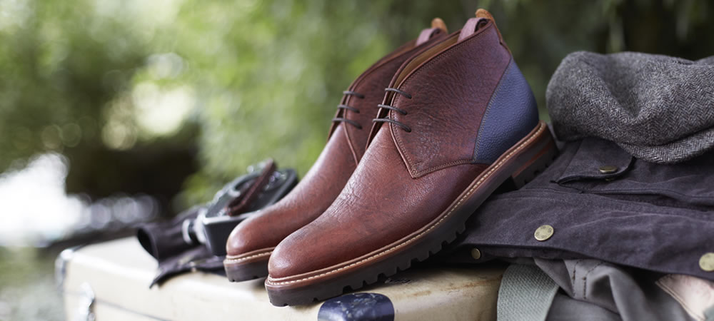 men casual boots