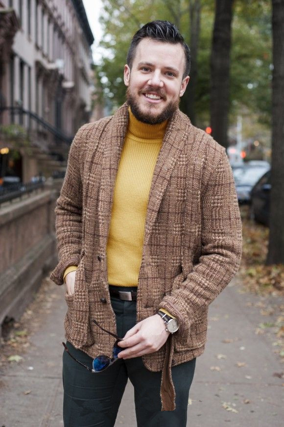 men turtleneck sweaters