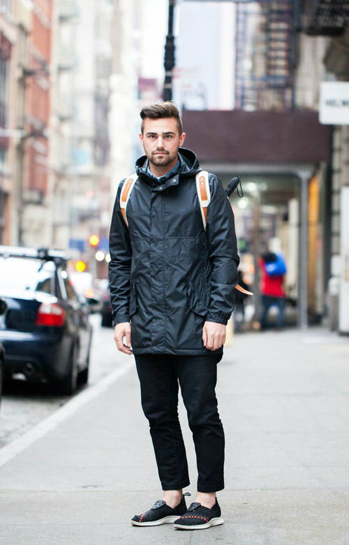 men waterproof jackets