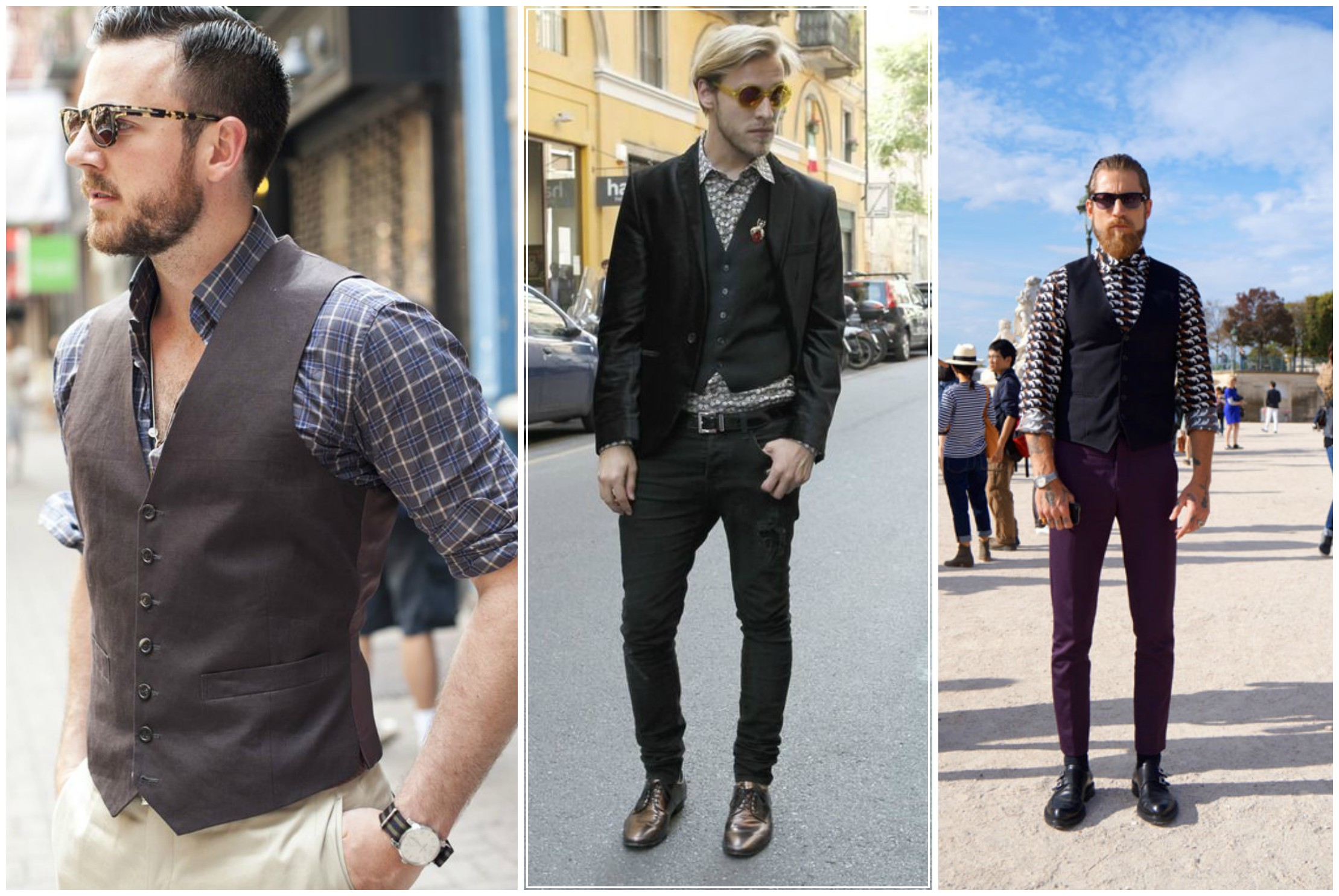 Fashion style guide for men 35