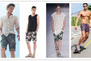 Men Beach Shorts For Summer Fashion Wearing