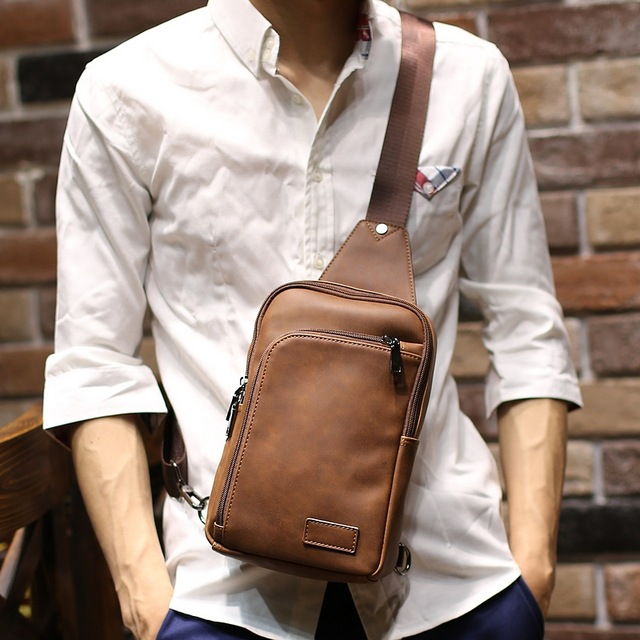 Tips About Men's Crossbody Bags