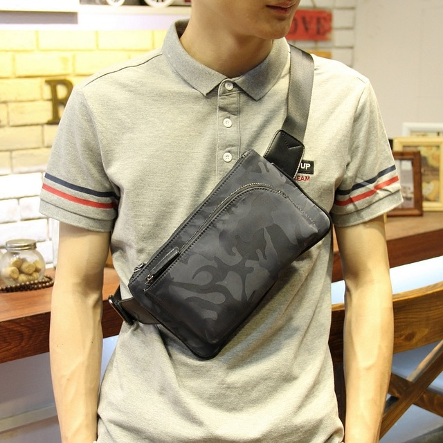 Minimalist Chest Bag