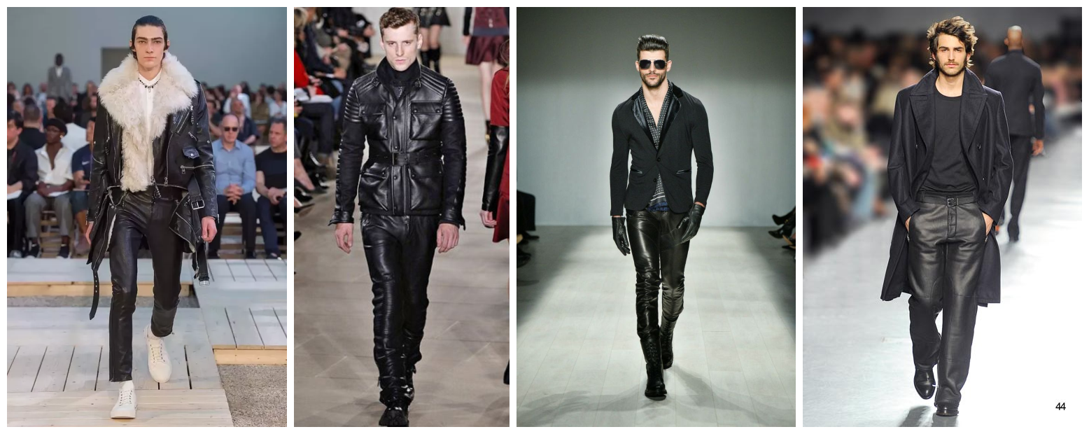 db41729ee Man's Style: Rules of Look Good in Leather Pants - Men Fashion Hub