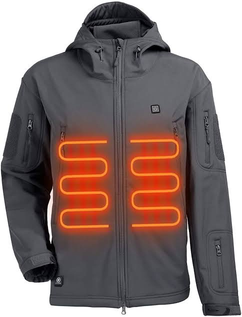 Electric jacket