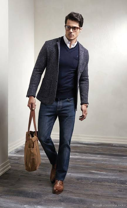Business casual clothing