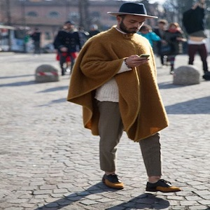 Men Cape:The Ultimate Fashion Item to Rock Your Look