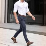 Business casual boots